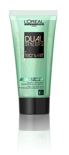 L'Oréal Professionnel Tecni.ART Dual Stylers Liss & Pump-Up 150ml.