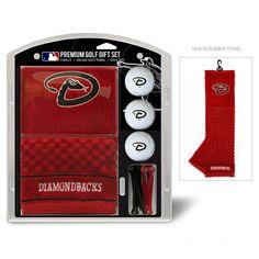 Arizona Diamondbacks MLB Embroidered Towel Gift Set