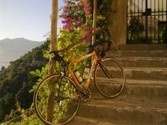 Time for a rest with a view (Amalfi Coast)