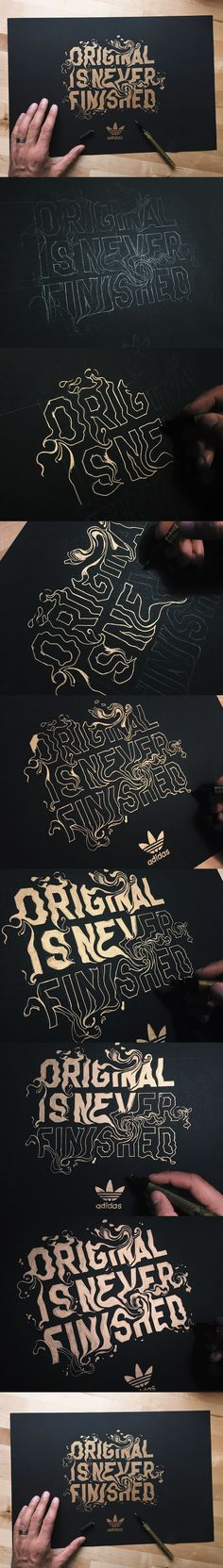 Words of Art – Typography Wall Art Typography Love, Creative Typography, Typography Quotes, Typography Inspiration, Typography Letters, Graphic Design Typography, Graphic Design Inspiration, Typo Design, Types Of Lettering