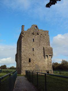 Ballymalis Castle - Co. Castles In Ireland, Ireland Homes, Love Ireland, Ireland Travel, Manor Houses, Big Houses, Places Around The World, Around The Worlds, Irish Sayings