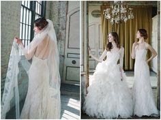 Sareh Nouri Spring 2015 Bridal Gowns | Brideage