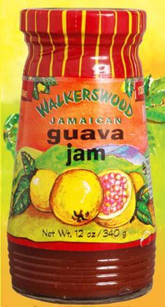Jamaican Guava Jam  This exotic tropical fruit is high in vitamin C. Hand picked Guavas are simmered in Lime juice to make a tasty spread for toast or crackers or as a glaze or filling for baked products. $5.49/12oz
