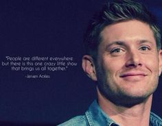 This is why we love Jensen