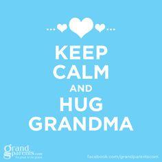 Hugs and more hugs for my grandbabies!!!