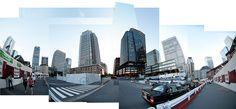 Tokyo Marunouchi buildings by A7design1 on Flicker