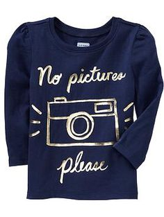 Thought this would be funny for a gal with a mommy who's a photographer. :)
