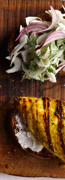 Curried Chicken Sandwich recipe: You'll want to eat this for lunch 365 days a year.