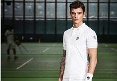 Hydrogen Wimbledon Tennis Polo