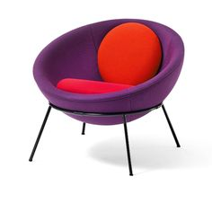 Bardi's Bowl Chair Collection | Lina Bo Bardi | Arper USA | SUITE NY