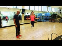 Tone your legs with this jump rope workout