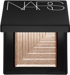 NARS Dual-Intensity Eyeshadow: a creaseless, eight-hour wear eye shadow with a transformative texture for wet or dry application. I PPH you, NARS. All Things Beauty, Beauty Make Up, Hair Beauty, Sephora, Skin Makeup, Eyeshadow Makeup, Glitter Eyeshadow, Champagne Eyeshadow, Golden Eyeshadow