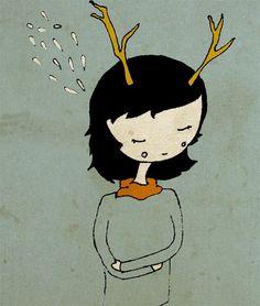 My Deer Lady