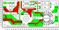 Soft Start Circuit PCB Power Electronics, Electronics Projects, Inverter Welding Machine, Electronic Schematics, Circuit Diagram, Circuit Board, Arduino, Ark, Recipes