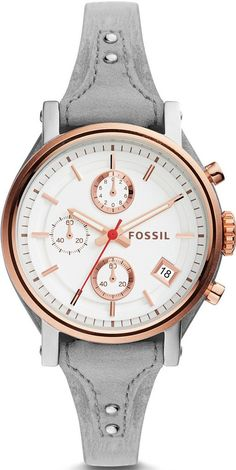 Fossil Watch Boyfriend Ladies #add-content #bezel-fixed #bracelet-strap-leather #brand-fossil #case-material-rose-gold-pvd #case-width-38mm #chronograph-yes #date-yes #delivery-timescale-1-2-weeks #dial-colour-white #fashion #gender-ladies #movement-quartz-battery #new-product-yes #official-stockist-for-fossil-watches #packaging-fossil-watch-packaging #style-dress #subcat-original-boyfriend #supplier-model-no-es4045 #warranty-fossil-official-2-year-guarantee #water-resistant-50m
