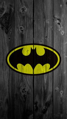 Batman Wood