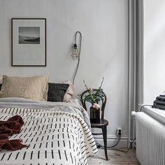 """649 gilla-markeringar, 5 kommentarer - Alvhem (@alvhem) på Instagram: """"Sovrum på Risåsgatan 5 #alvhem"""""""