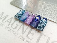 Great Stamping Nail Art by Юлия Воробьева *Stamp Plate Baroque & Floral (118605)*