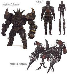 Final Fantasy XIV: A Realm Reborn - Imperial Garlean Army
