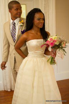 Wedding gown designe
