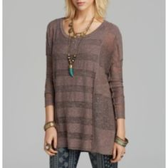 """free people   wild horses henley NWOT. Free People 'Wild Horses' Henley in black. Open-weave panels stripe a gauzy relaxed-fit henley styled with deconstructed-chic raised seams. Linen blend. Approx measurements 28 1/2"""" front length; 32 3/4"""" back length. Linen/cotton/polyester. Stock photos via Lyst to show style/fit only. Tried on but never worn, new without tags.    ✗no paypal  ✗no trades Free People Tops Tees - Long Sleeve"""