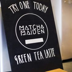 THE most gorgeous art work from our friends at @yardmill! so clever!!!!! and such a good message too  all the #mixnmatcha latte love!