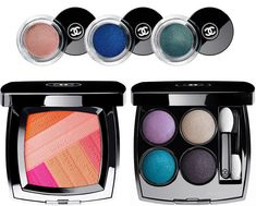 Chanel LA Sunrise Spring 2016 Makeup Collection  #makeup