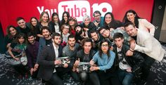 YouTube España premia a El Rubius, Vegeta y Antena 3