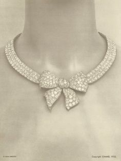 Chanel Jewelry 1932