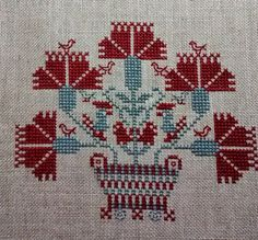 borduren, cross stitching, needlepoint,