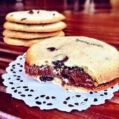 Cookies de Macadamias | Leve Me Gastronomia Funcional