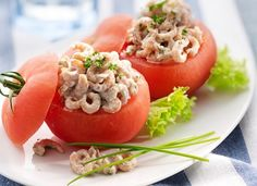 Tomates crevettes