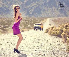 purple,aviators, desert, senior,model