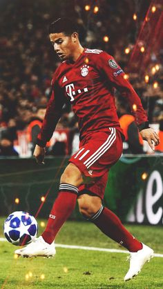James Rodriguez w meczu Ligi Mistrzów Bayern Monachium Best Football Players, Football Is Life, Football Boys, Soccer Players, James Rodrigues, Messi Neymar, Messi Vs Ronaldo, Cristiano Ronaldo, James Rodriguez Wallpapers