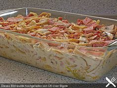 Schlemmerpfanne- Schlemmerpfanne Gourmet Pan of Gisa Easy Casserole Recipes, Crockpot Recipes, Chicken Recipes, Cooking Recipes, Cooking Games, Musaka, Good Food, Yummy Food, Vegetable Drinks
