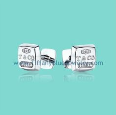 Save money, Have huge quality Tiffany & Co 1837 Square Cuff Links. Just Go ahead with Tiffany Jewelry in Tiffanybluejewelry.com.