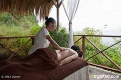 Spa at the Anse Chastanet Resort