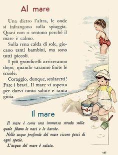 Italian Life, Italian Words, Reading Practice, Italian Language, Semi, Learning Italian, English Vocabulary, Thalia, Estate