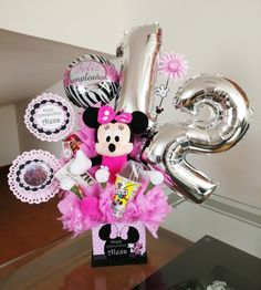 Candy Bouquet, Balloon Bouquet, Kids Gift Baskets, Balloon Gift, Valentines Flowers, 5 Gifts, Appreciation Gifts, Gift Store, Balloon Decorations