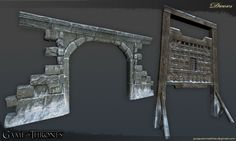 Game of Thrones RPG - Props - Polycount Forum