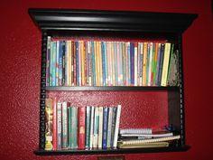 beautiful shelf made just as I wanted..