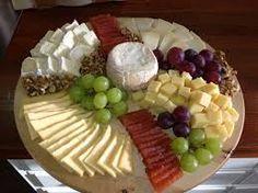 Resultado de imagen de tabla de quesos
