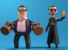 The Cornetto Trilogy by Evil Corp/Kibooki | XombieDIRGE