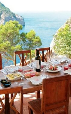 lunch on the med