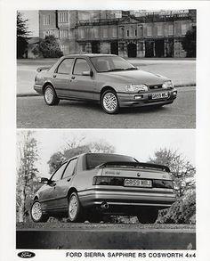 Ford Sierra Sapphire RS Cosworth 4x4 #Amandaforeveraloe #Globaloptions