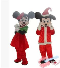 9ba6b1507 eBay #Sponsored Dress Mickey and Minnie Mouse Mascot Costume Party Fancy  Dress Adults Christmas Mouse