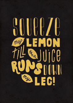 Squeeze My Lemon   November 2012   Chur, Switzerland