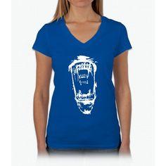 Alien Movie Film Bee Movie Womens V-Neck T-Shirt