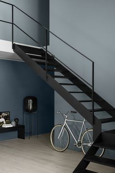 The new Jotun Lady colors are here, and the new chart is called Rhythm of Life. Because life at home has its own pulse, a rhythm that effects the way we live, choices we take and how we see the world. Interior Design Living Room, Living Room Designs, Room Interior, Modern Interior, Jotun Lady, Color Trends 2018, Stair Decor, Interior Design Companies, 2018 Interior Trends
