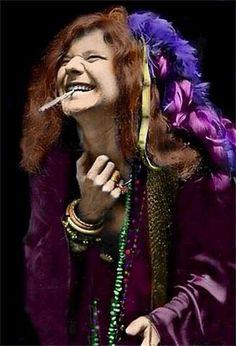 Janis...a lil boho style